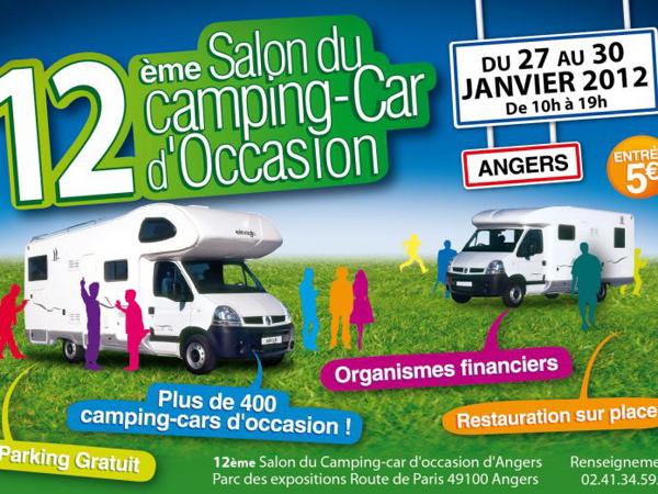 Salons l 39 ann e 2012 commence en beaut esprit camping for Salon camping car paris