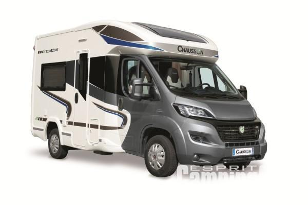 Chausson 500 Welcome - Notre note : 38,5/50