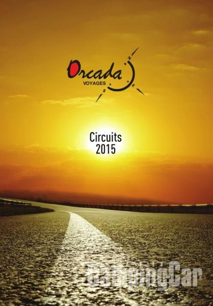 Orcada Voyages 2015