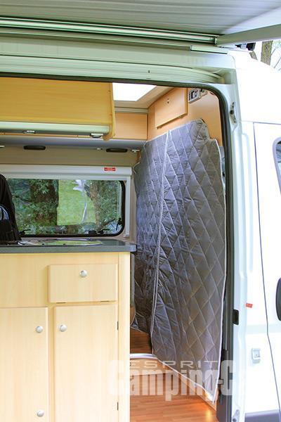 thermo wall ducato cabin pour une meilleure isolation int rieure esprit camping car le mag 39. Black Bedroom Furniture Sets. Home Design Ideas