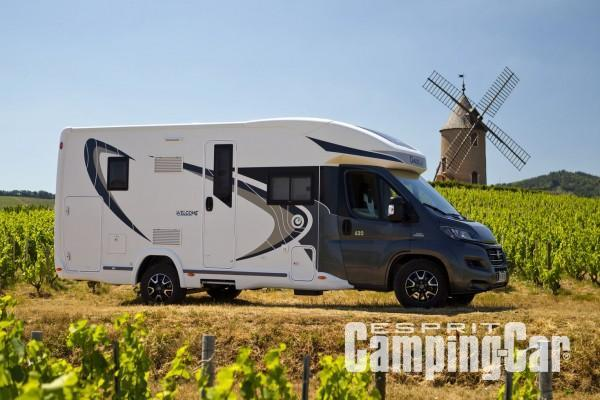Chausson 620 Welcome