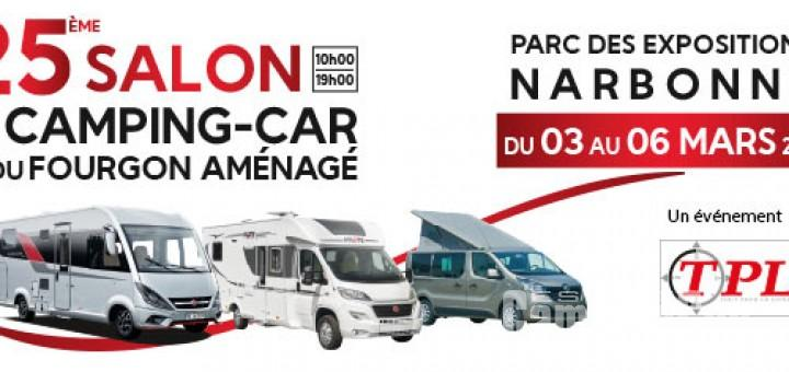 salon du fourgon am nag et du camping car de narbonne
