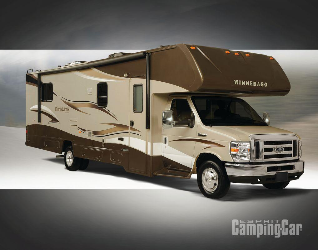 winnebago la r f rence esprit camping car le mag 39. Black Bedroom Furniture Sets. Home Design Ideas